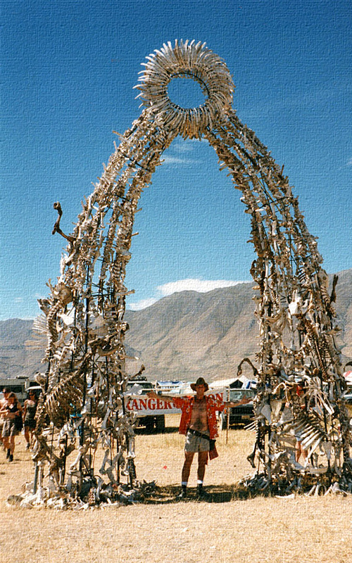 Burning Man Film Festival